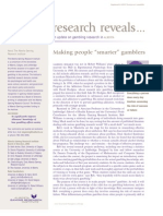 Research Reveals - Issue 3, Volume 1 - Feb / Mar 2002