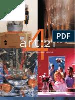 Art21 Season Four Guide