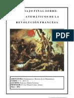 LOS MATEMÁTICOS DE LA REVOLUCIÓN FRANCESA