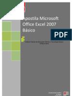 Apostila Excel 2007 Básico