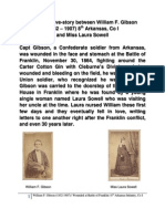 William F Gibson 8th Arkansas