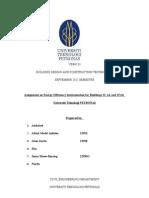 Assignment 1 BDCT