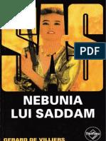 Gerard de Villiers - [SAS] - Nebunia Lui Saddam v.1.0