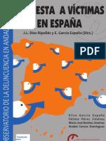 Encuesta a víctimas en España