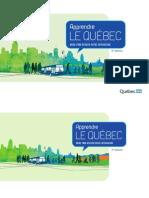 Apprendre Le Quebec