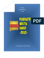 Progressive Voters Guide 2012-2.0