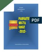 Progressive Voters Guide 2012-2.0