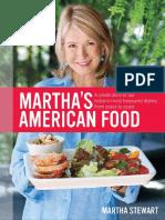 Recipe for Roast Turkey from Martha's American Food by Martha Stewart