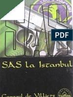 Gerard de Villiers - [SAS] - SAS La Istanbul v.2.0