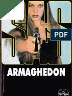 Gerard de Villiers - [SAS] - Armaghedon v.1.0