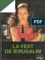 Gerard de Villiers - [SAS] - La Vest de Ierusalim v.1.0