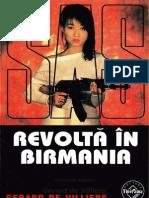 Gerard de Villiers - [SAS] - Revolta in Birmania v.1.0