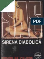 Gerard de Villiers - [SAS] - Sirena Diabolica v.3.0