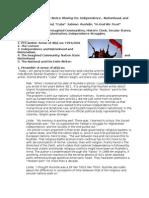 Nov 14 Rusdhe Brand AlAmir Lecture Notes