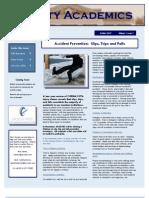 CUTA Quarterly Newsletter Oct2612