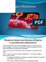 Seminario Alergia e Helmintos