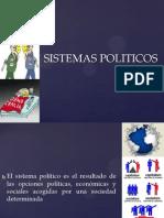 Diapositivas Sistemas Politicos