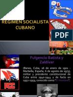 Diapositivas Revolucion Cubana