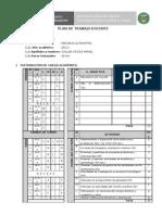Formato Plan 2012 i -II