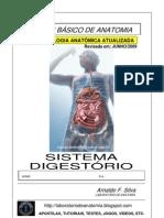 Apostila Anatomia - Sistema Digestório