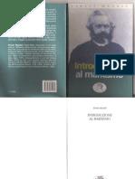 Mandel - Introduzione Al Marxismo TOT