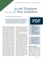 DVT Guideline 2007
