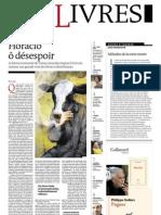 Supplément Le Monde des livres 2012.10.26
