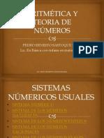 Aritmética y teoría de números