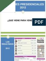 Elecciones 2012 Aldo de Santis