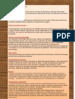 Diccionario de Finanzas