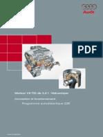 SSP226 Le Moteur V8 TDI 3.3l Conception Et Fonctionement