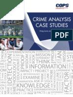 Jones Et Al. (2011) -Crime Analysis Case Studies