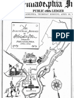 George Washington's Innagural Journey