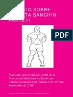 Estudio Sobre Sanchin