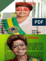 O Governo Dilma