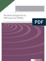 1ª Revision integral de la NIIF PYME_Jun 2012