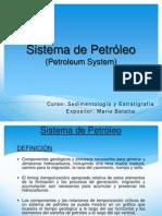 Sistema de Petróleo