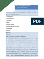 Fichas de Resumen Bibliografico