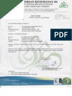 Tata Kelola Rumah Sakit (Corporate and Clinical Goverance)