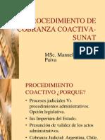 Proceso Cob Coactiva SUNAT