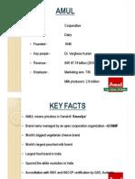 SCM Study on Amul