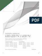 42le530c Manual
