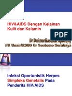 HIV Dengan Kel Kulit