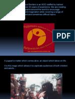 Puppets as ICDP Ambassadors