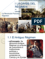 Tema 1 La crisis del Antiguo Régimen (Marta)
