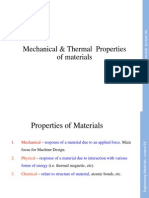 Material Properties Engineering Materials Lect 04