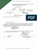 Keenan Complaint 11-23-2011 SDNY