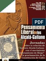 Programa de Actividades 2012 Asociación Cultural Dionisio Alcalá-Galiano