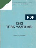 Eski Türk Yazıtları - Hüseyin Namık Orkun
