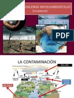 Tema 3 Problemas Medioambientales